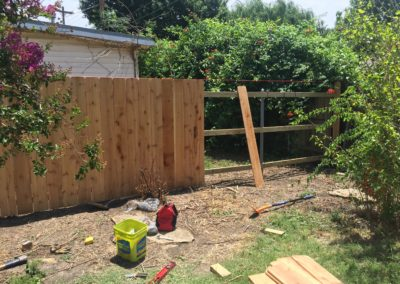 Fence Work 2